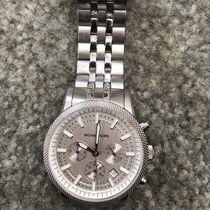 Wrist man watch